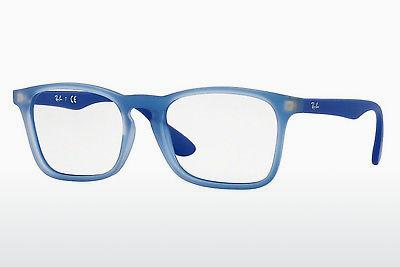 Lunettes design Ray-Ban Junior RY1553 3668 - Bleues