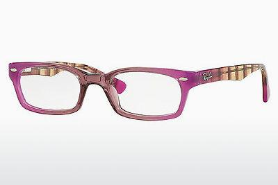 Lunettes design Ray-Ban RX5150 5489 - Rose