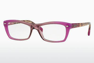 Lunettes design Ray-Ban RX5255 (51) (RX5255 5489) - Rose