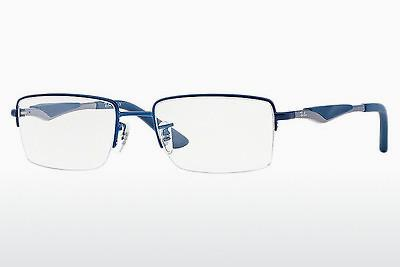 Lunettes design Ray-Ban RX6285 2510 - Bleues