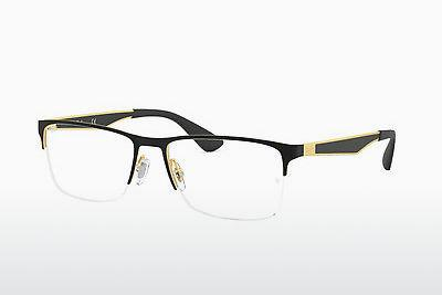Lunettes design Ray-Ban RX6335 2890 - Or