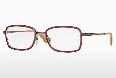 Lunettes design Ray-Ban RX6336 2857 - Rose, Fuchsia
