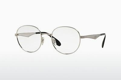 Lunettes design Ray-Ban RX6343 2595 - Argent