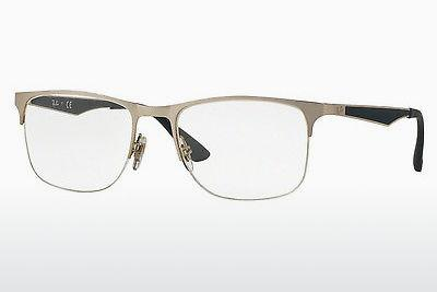 Lunettes design Ray-Ban RX6362 2595 - Argent