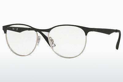 Lunettes design Ray-Ban RX6365 2861 - Argent