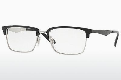 Lunettes design Ray-Ban RX6397 2932 - Argent