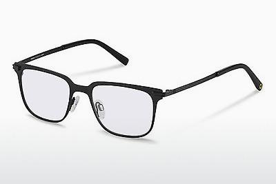 Lunettes design Rocco by Rodenstock RR206 A - Noires
