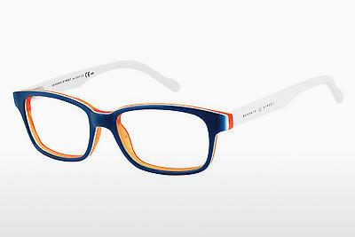 Lunettes design Safilo S 227 D7B - Orange