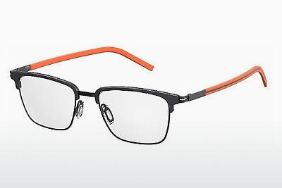 Lunettes design Safilo SA 1076 WP5 - Grises, Orange