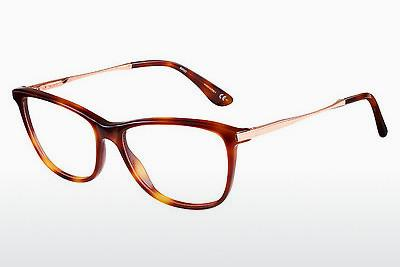 Lunettes design Safilo SA 6015 0CW - Rouges, Brunes, Havanna, Or