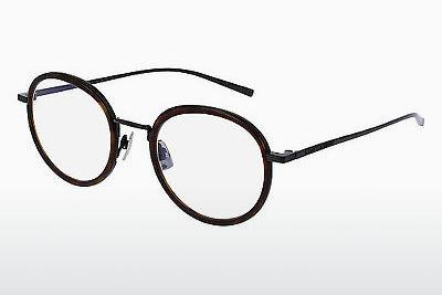 Lunettes design Saint Laurent SL 126 T 003 - Brunes, Havanna