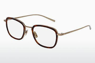 Lunettes design Saint Laurent SL 127 T 002 - Brunes, Havanna