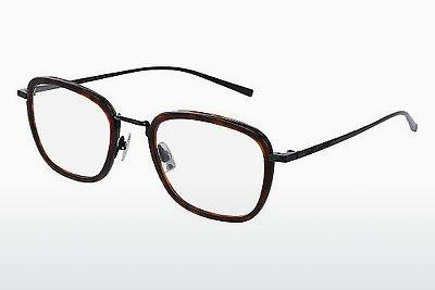 Lunettes design Saint Laurent SL 127 T 003 - Brunes, Havanna
