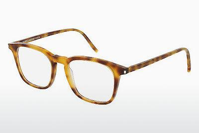 Lunettes design Saint Laurent SL 147 003 - Brunes, Havanna