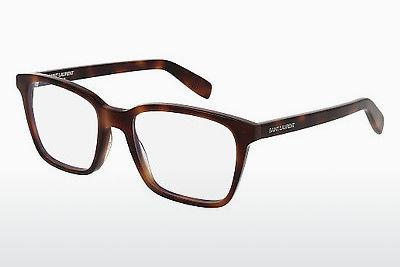 Lunettes design Saint Laurent SL 165 002 - Brunes, Havanna