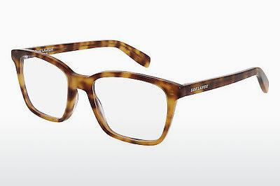 Lunettes design Saint Laurent SL 165 003 - Brunes, Havanna