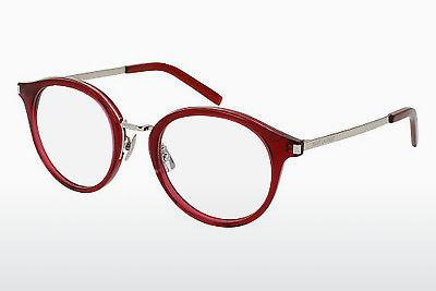 Lunettes design Saint Laurent SL 91 008 - Rouges