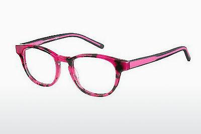 Lunettes design Seventh Street S 250 Q2R - Rose, Brunes, Havanna, Noires