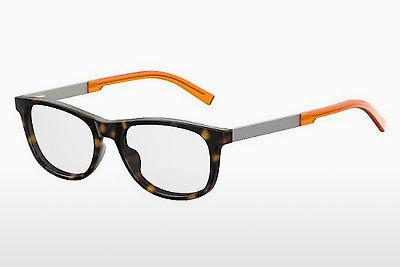 Lunettes design Seventh Street S 266 0O9 - Orange, Brunes, Havanna