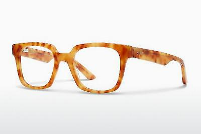 Lunettes design Smith CASHOUT 2J3 - Orange, Havanna