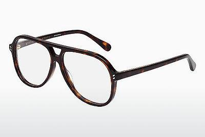 Lunettes design Stella McCartney SC0016O 004 - Brunes, Havanna