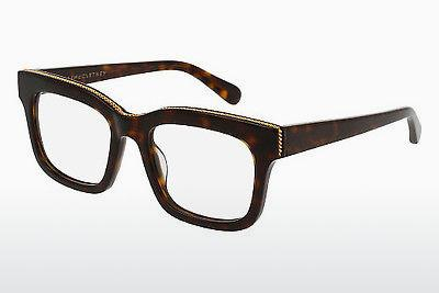Lunettes design Stella McCartney SC0044O 002 - Brunes, Havanna