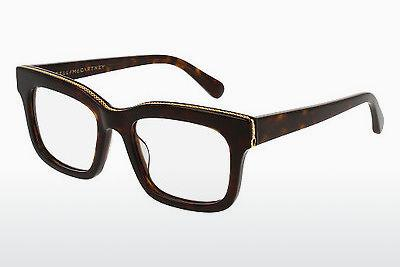 Lunettes design Stella McCartney SC0045O 002 - Brunes, Havanna