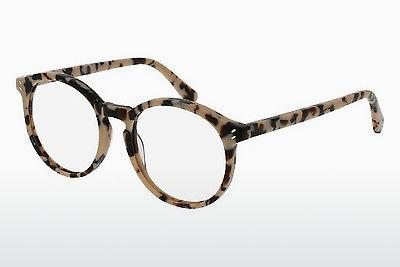 Lunettes design Stella McCartney SC0059O 003 - Brunes, Havanna