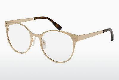 Lunettes design Stella McCartney SC0062O 004 - Or