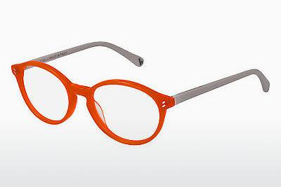 Lunettes design Stella McCartney SK0012O 001 - Orange