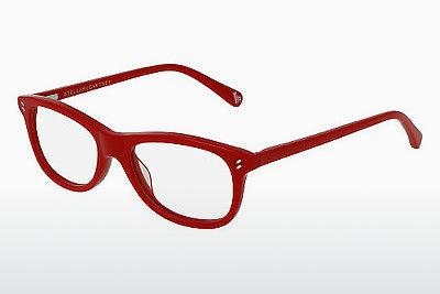 Lunettes design Stella McCartney SK0016O 001 - Rouges