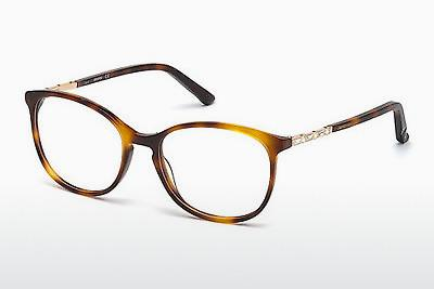Lunettes design Swarovski SK5163 053 - Havanna, Yellow, Blond, Brown