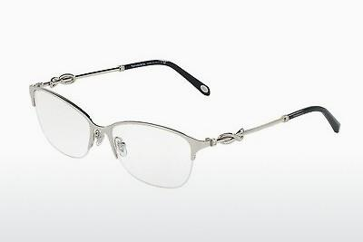 Lunettes design Tiffany TF1122B 6098 - Argent