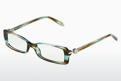 Lunettes design Tiffany TF2035 8124 - Bleues, Vertes