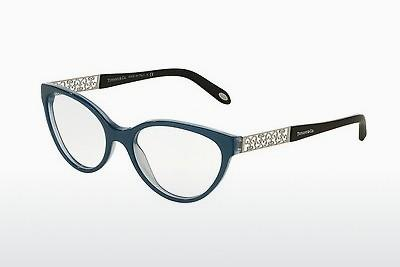Lunettes design Tiffany TF2129 8189 - Blanches, Pearl