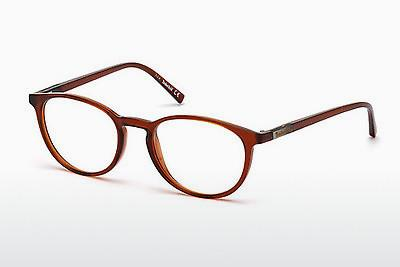 Lunettes design Timberland TB1313 043 - Orange, Matt