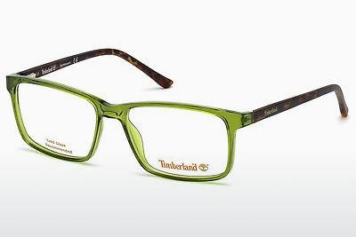 Lunettes design Timberland TB1367 093 - Vertes, Bright, Shiny