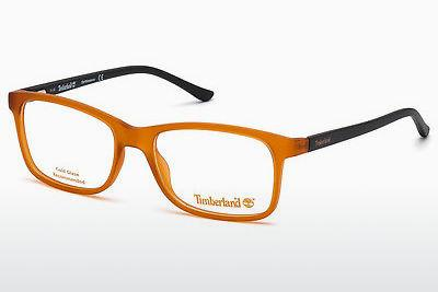 Lunettes design Timberland TB1369 043 - Orange, Matt