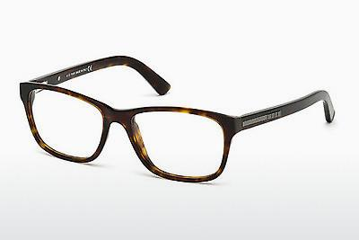 Lunettes design Tod's TO5147 052 - Brunes, Dark, Havana