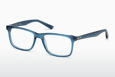 Lunettes design Tod's TO5150 089 - Bleues, Turquoise