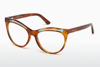 Lunettes design Tod's TO5153 053 - Havanna, Yellow, Blond, Brown