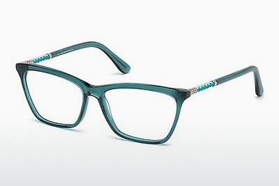 Lunettes design Tod's TO5155 093 - Vertes, Bright, Shiny