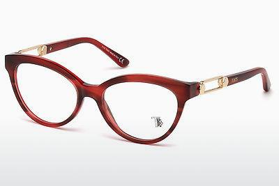 Lunettes design Tod's TO5162 068 - Rouges