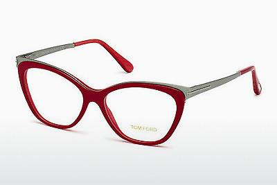 Lunettes design Tom Ford FT5374 077 - Rose, Fuchsia