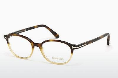 Lunettes design Tom Ford FT5391 053 - Havanna, Yellow, Blond, Brown