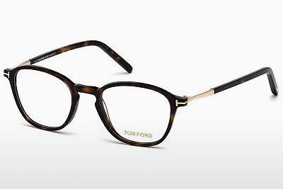 Lunettes design Tom Ford FT5397 052 - Brunes, Havana