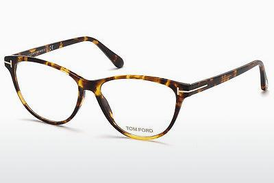 Lunettes design Tom Ford FT5402 053 - Havanna, Yellow, Blond, Brown