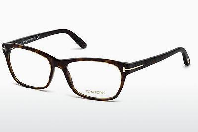 Lunettes design Tom Ford FT5405 052 - Brunes, Dark, Havana