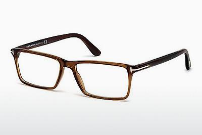 Lunettes design Tom Ford FT5408 096 - Vertes, Dark, Shiny