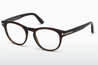 Lunettes design Tom Ford FT5426 052 - Brunes, Dark, Havana